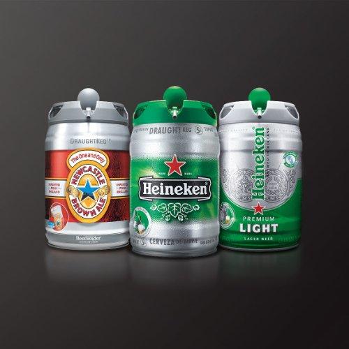 Krups And Heineken B100 Beertender With Heineken Draught