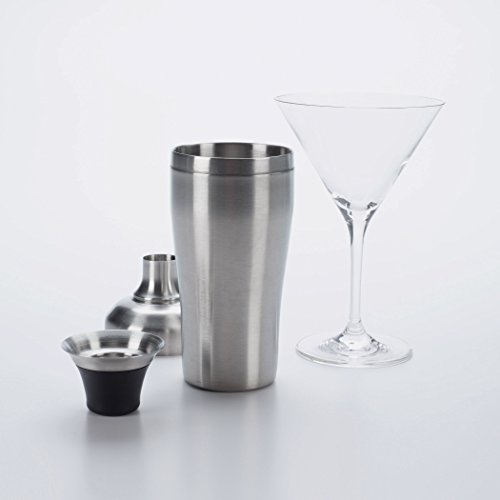 Great OXO SteeL Cocktail Shaker