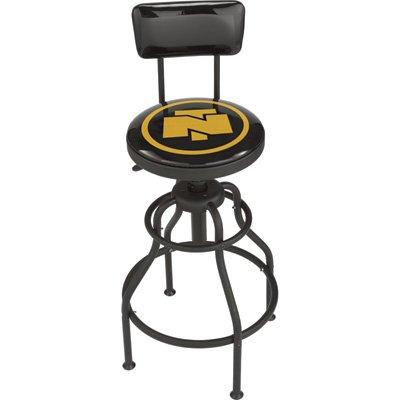 Adjustable Shop Stool With Backrest Great Bartender