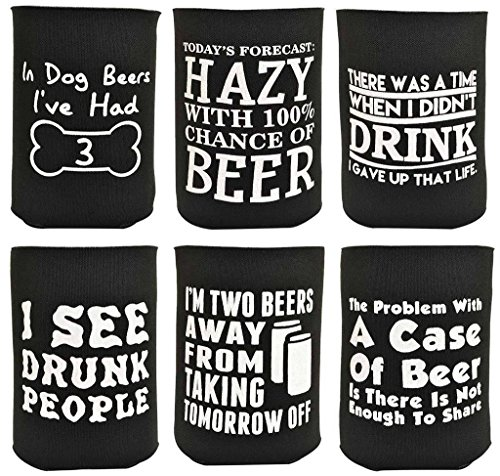 Funny Can Coolie Gift Bundle Sayings