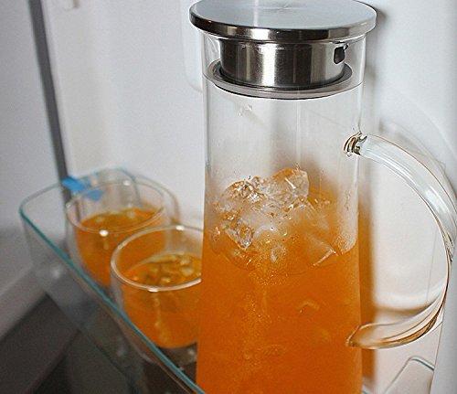 Gl Pitcher Water Infuser Ionizer