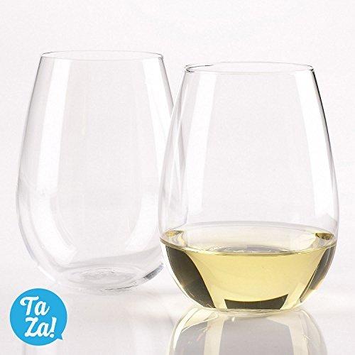 Unbreakable Wine Glasses By Taza 100 Tritan Dishwasher