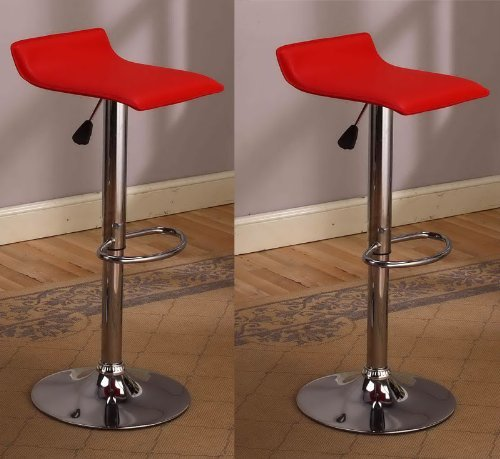 Magnificent 2 X Vinyl Air Lift Adjustable Swivel Bar Stools Pack Of 2 2002 Short Links Chair Design For Home Short Linksinfo