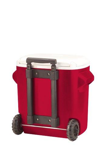 Coleman 16 Quart Personal Wheeled Cooler Great Bartender