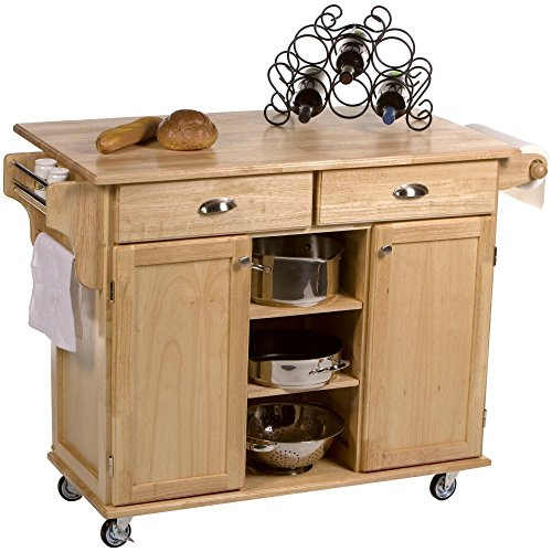 rolling kitchen island with seating home styles napa kitchen cart great bartender 7800