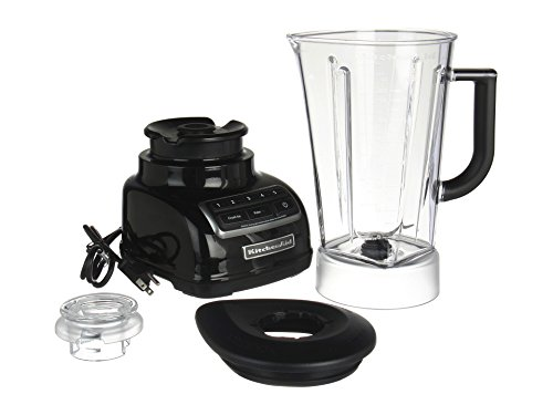 KitchenAid KSB1575 5-Sd Diamond Blender with 60-Ounce BPA-Free ... on vortex blender, breville bbl605xl hemisphere control blender, margaritaville blender, 25 diamond blender, nutribullet ninja blender, best smoothie blender, black diamond blender, vitamix 5200 blender, orange juice blender, cuisinart diamond blender, red blender, blendtec blender, kitchen blender, cuisinart hand blender, cobalt blue vitamix blender, color blender, oster blender, kenwood kmix hand blender,