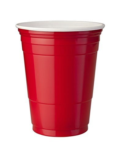 mr ice bucket double walled insulated party cups 16 ounce small