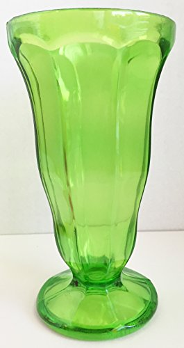 Old Fashioned Soda Fountain Plastic Goblet Parfait Ice
