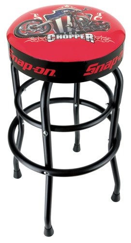 Enjoyable Snap On 870459 Chopper Shop Stool With Black Legs Cjindustries Chair Design For Home Cjindustriesco