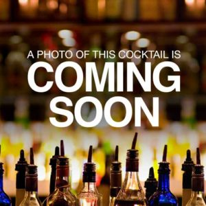 A photo of this tasty cocktail recipe is coming soon!